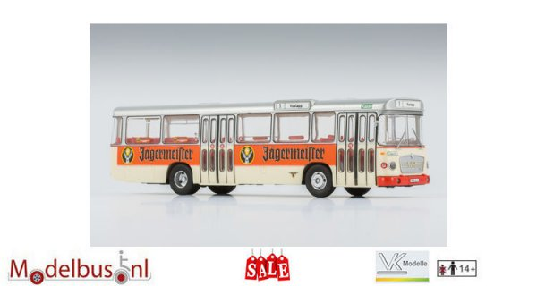 VK-Modelle 14061 750 HO-M11 A Metrobus Stadtwerke Wilhelmshaven