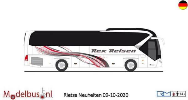 """Rietze 73824 Neoplan Tourliner '16 """"Rex Reisen, Wegberg"""""""