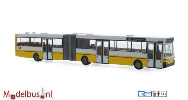 Rietze 69838 Mercedes Ben O405 G ZWN Westnederland