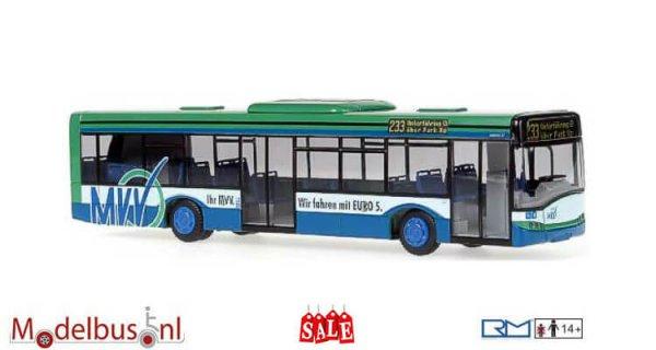 Rietze 65925 Solaris Urbino 12 Münchner Verkehrs- und Tarifverbund GmbH