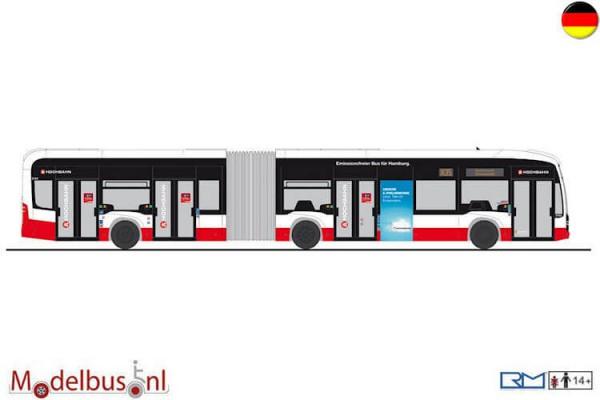 Rietze 77603 Mercedes-Benz eCitaro G Hamburger Hochbahn