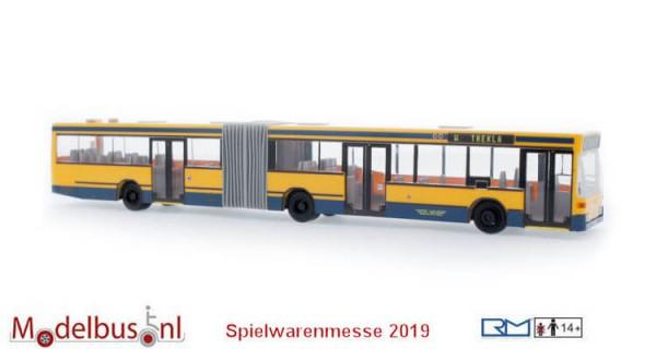 Rietze 76408 Mercedes-Benz O 405 GN2 Leipziger Verkehrsbetriebe