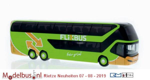 Rietze 69043 Flixbus Neoplan Skyliner '11