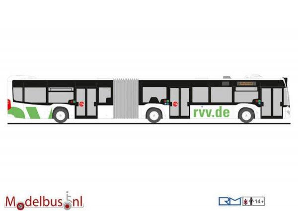 Rietze 73629 Mercedes-Benz Citaro G´15 RVV - Watzinger