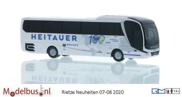 """Rietze 74840 MAN Lion´s Coach ´17 """"Heitauer Reisen, Gstadt"""""""
