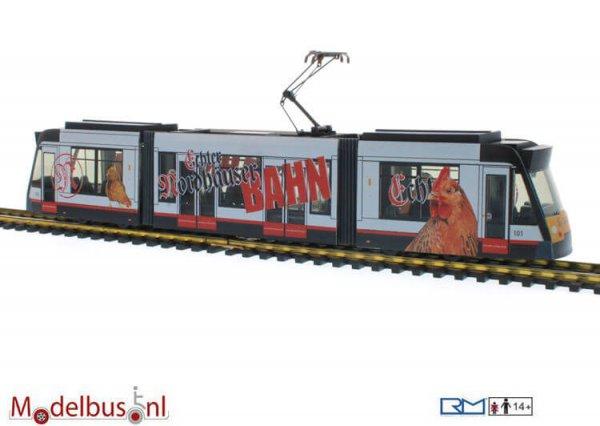 Rietze STRA01022 Siemens Combino Echter Nordhäuser-Nordhausen