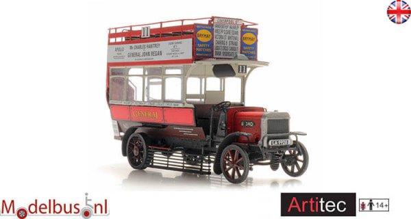 Artitec 387.462 Ford TT B-Type 340 Omnibus London