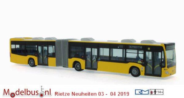 Rietze 73643 Mercedes-Benz Citaro G´15 BVG Berlin