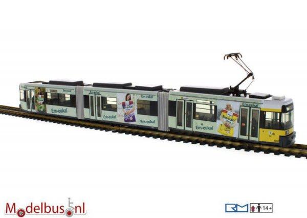 Rietze STRA01005 Adtranz GT6 BVG Berlin - Em-eukal