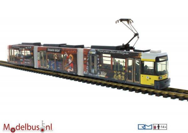 Rietze STRA01006 Adtranz GT6 BVG - Bergwerk