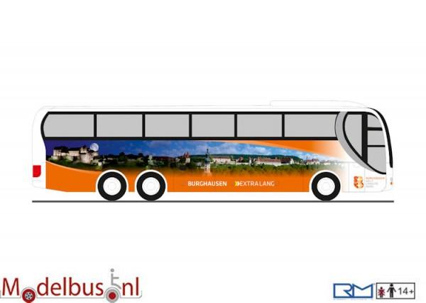 Rietze 64296 MAN Lion's Coach L Brodschelm Verkehrsbetriebe Burghausen