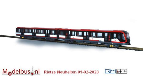 "Rietze U10001 Siemens G1 U-Bahn ""VAG Nürnberg"""