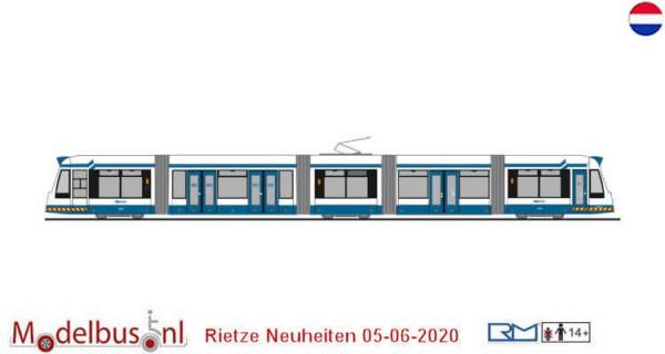 Rietze STRA01047 Siemens Combino GVB Amsterdam