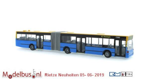 Rietze 76402 Mercedes-Benz O 405 GN2 CVAG Chemnitz