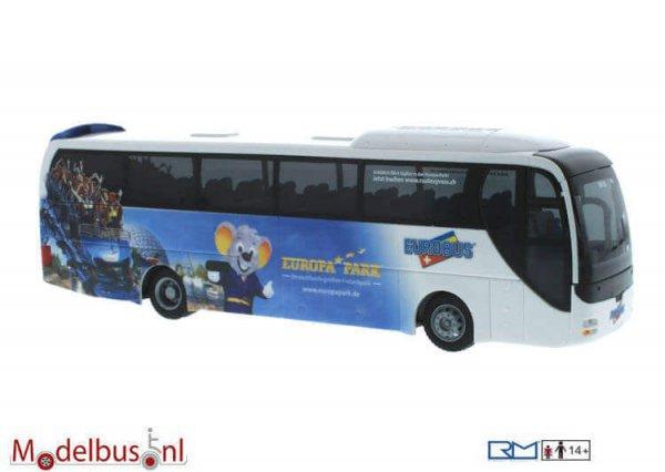 Rietze 65550 MAN Lion´s Coach Eurobus - Europapark