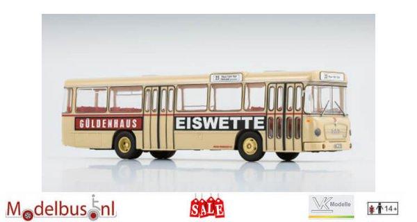 VK-Modelle 14151 MAN 750 HO-M11 A Metrobus Bremer Straßenbahn AG (BSAG)