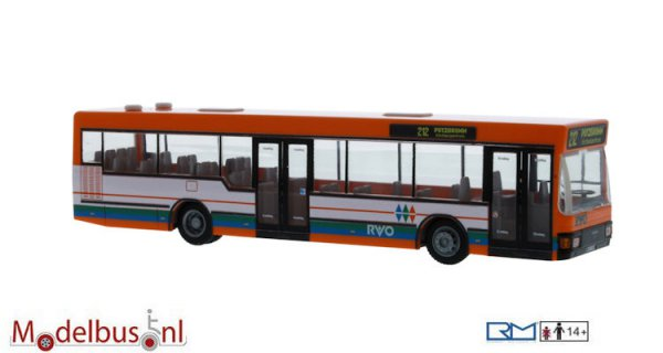Rietze 75018 MAN NL 202-2 RVO