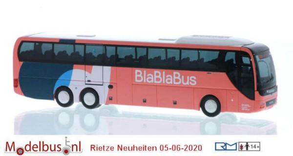 Rietze 74403 MAN Lions Coach L BlaBlaBus