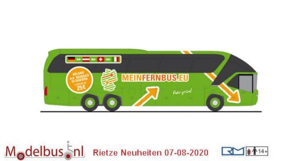 Rietze 16991 Neoplan Starliner 2 Meinfernbus 1:160