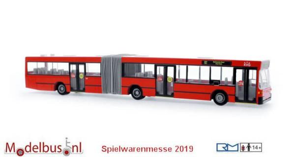 Rietze 76409 Mercedes-Benz O 405 GN2 KVG Kiel