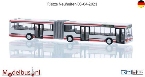 Rietze 76607 MAN NG 272 Regionalverkehr Münsterland