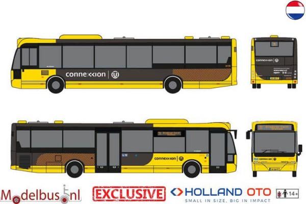 HollandOto 3172 Connexxion Utrecht Berkhof Ambassador Ale 120