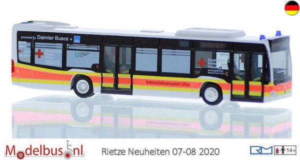 Rietze 73462 Mercedes-Benz Citaro 15 DRK Ulm intensiv transport