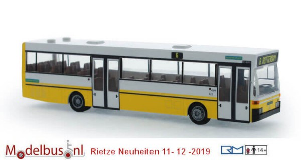 Rietze 71839 Mercedes-Benz O 405 ZWN / Connexxion