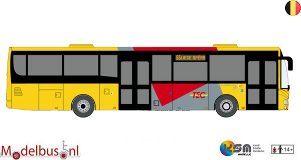KSM Modelle 100387 Irisbus Crossway LE TEC