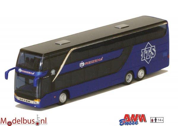 AWM Automodelle 74518 Setra S431 DT-E6 IT's Reizen Bolsward