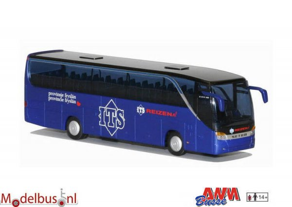 AWM Automodelle 71580 Setra S415 HD IT'S reizen Bolsward