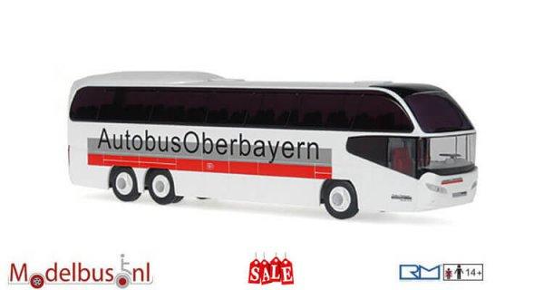 Rietze 63952 Neoplan Cityliner Autobus Oberbayern