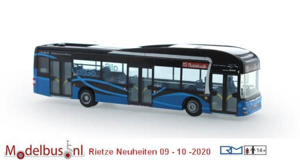 Rietze 73201 MAN Lion´s City ´15 Hybrid Keolis Nederland - All Go Almere