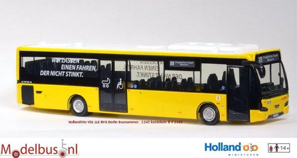 HollandOto 8-1135 BVG Berlin 8-1135 VDL LLE 120