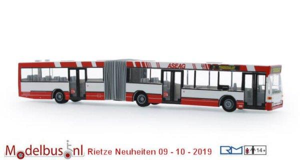 Rietze 76418 Mercedes-Benz O 405 GN2 ASEAG Aachen