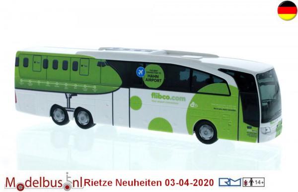 Rietze 66360 Mercedes-Benz Travego M Bohr Omnibus - Flibco