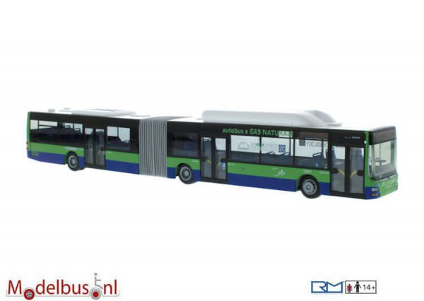 Rietze 72764 MAN Lion's City GL Euro 6 CNG