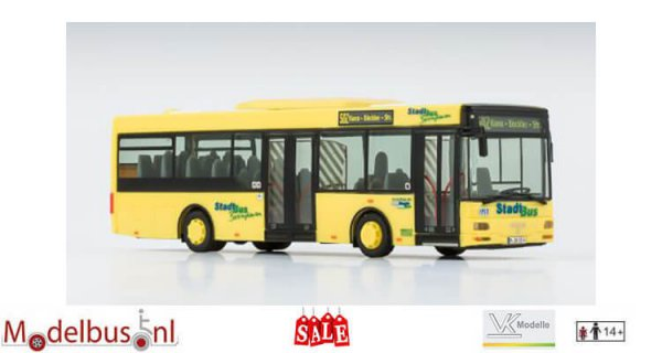 VK-Modelle 09382 MAN A76 Midi Dau-Bus GmbH