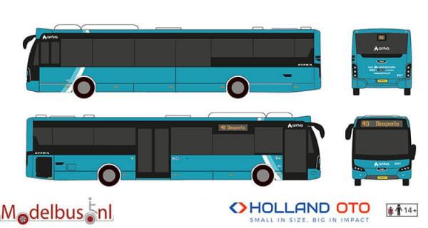 HollandOto 8-1216 VDL Citea LLE Arriva Oost