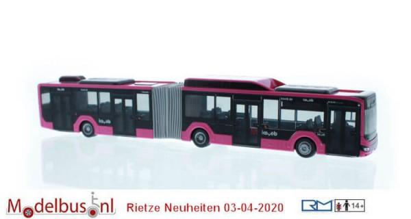 Rietze 77101 MAN Lion´s City 18 G´18 Koveb, Koblenz