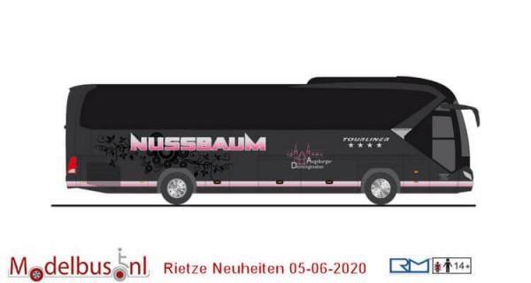 """Rietze 73822 Neoplan Tourliner ´16 """"Nussbaum Reisen, Biburg"""""""