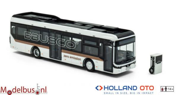 HollandOto 8-1236 Ebusco 2.2. promomodel met frontlader