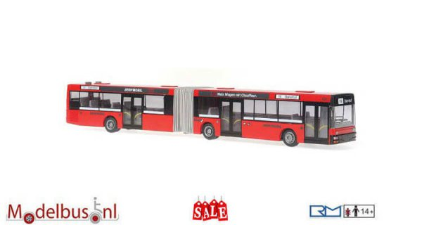 Rietze 65263 MAN NG 313 BernMobil Bern