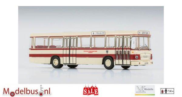 VK-Modelle 14241 MAN750 HO-M11 A Metrobus Stadtwerke Landshut