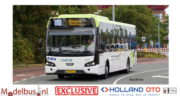HollandOto Connexxion Overal 3239 VDL LLE Citea