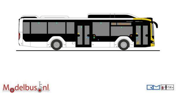 Rietze 75317 MAN Lion's City 12 G ´18 VWG Oldenburg