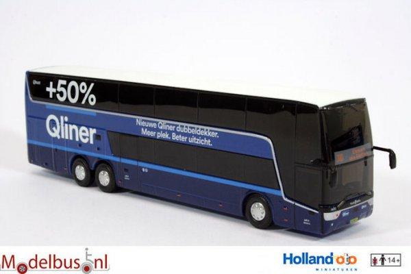 Qbuzz Emmen HollandOto van Hool TX Astromega Modelbus.nl