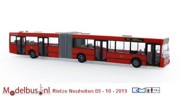 """Rietze 76423 Mercedes-Benz O 405 GN2 """"DB-Autokraft"""""""
