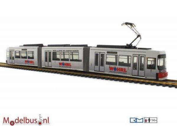 Rietze STRA01003 Adtranz GT6N VAG-Wöhrl Markenkleidung