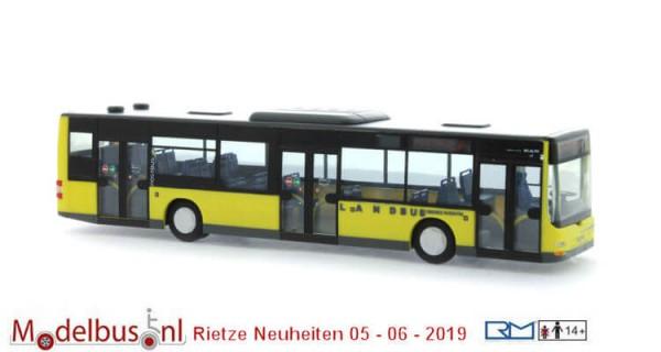 Rietze 72736 MAN Lion´s City Landbus Oberes Rheintal